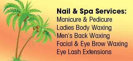Nail & Spa Services