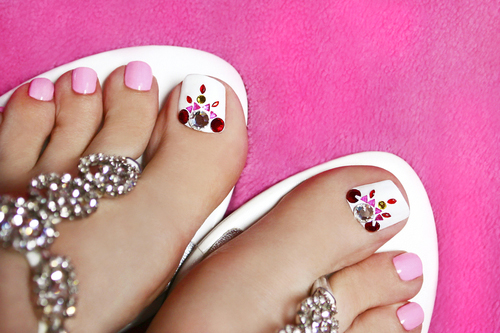 Professional Nail Services, Pedicure
